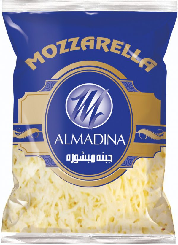 Mozzarella mixture grated (100G) 1