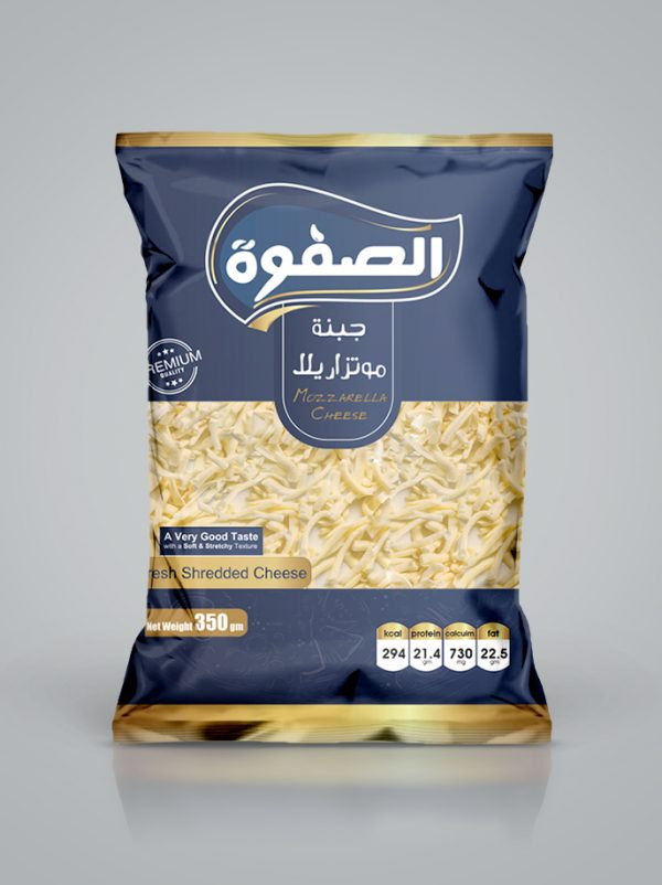 Mozzarella cheese Alsafwa (350g) 1