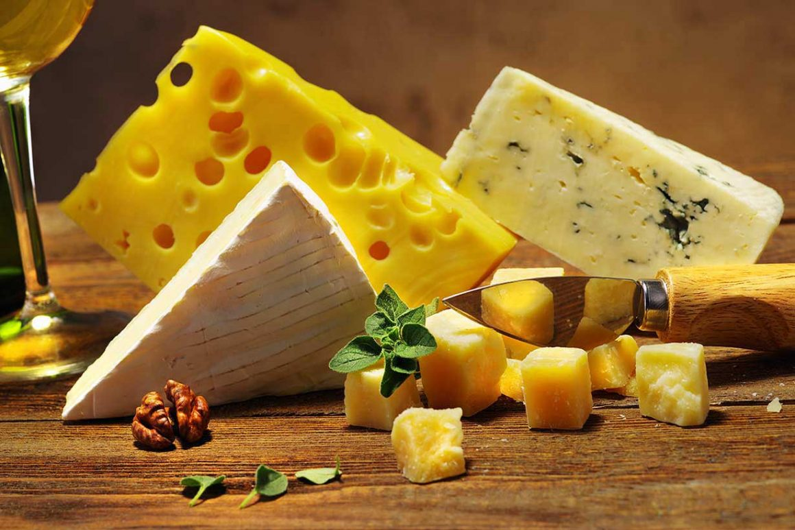 The best types of cheese