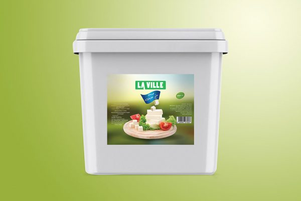 Light salt cheese 12 kg 1