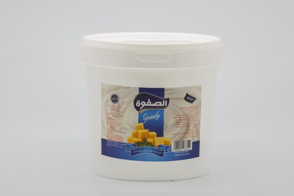 Cheese Spread with cheddar cheese taste 3kg 1