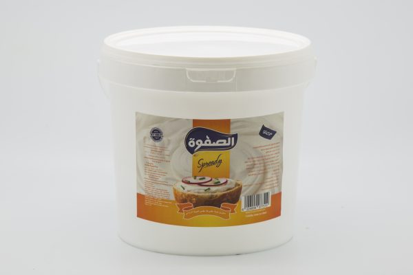 Cheese Spread with turkey cheese taste 3kg 1